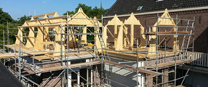 dakopbouw als extra verdieping